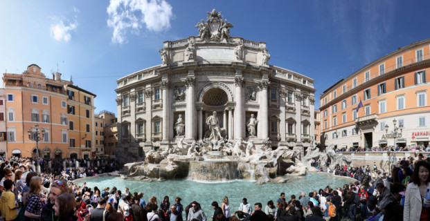 LAZIO: Da Roma Imperiale a Roma Caput Mundi