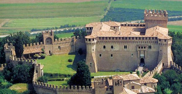 MARCHE: Urbino / San Marino / Rocca di San Leo / Gradara