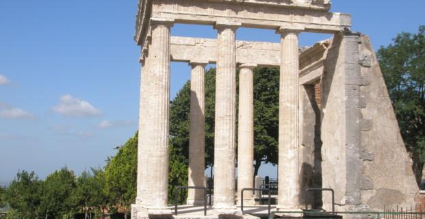 LAZIO: Ninfa – Norma – Cori – Parco Nazionale del Circeo