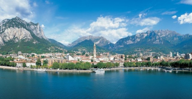 LECCO: Lecco / Itinerari Manzoniani / Lago di Como / Milano