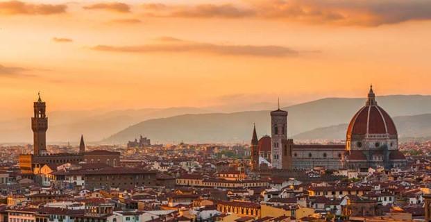 TOSCANA: Cetona – Firenze – Siena