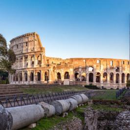 LAZIO: Roma antica