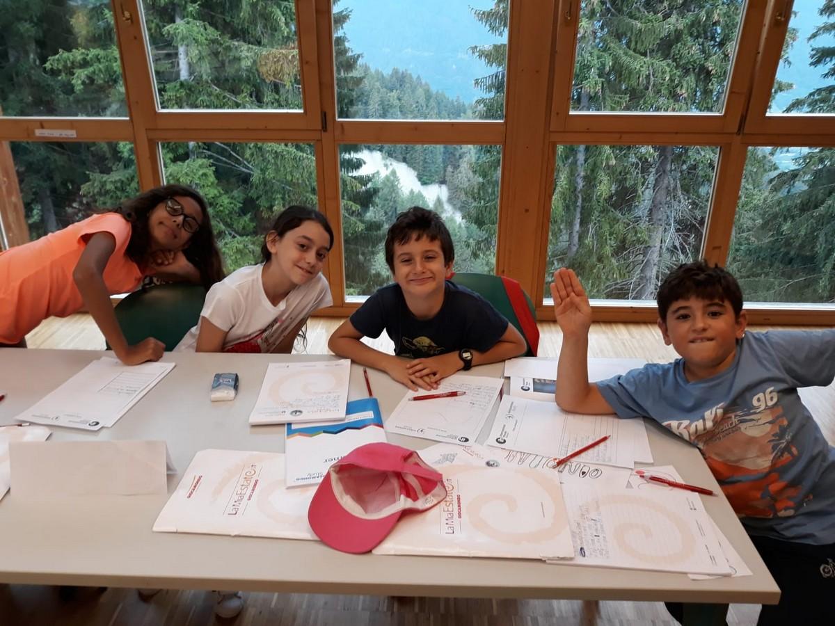 Giocamondo English Camp