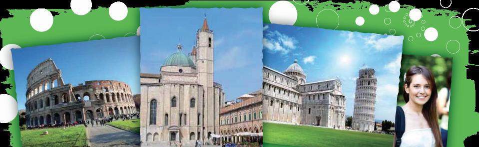 Itinerari in Italia: percorsi didattici/culturali in Italia pensati per rendere l'apprendimento un'esperienza davvero indimenticabile!