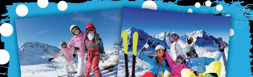 Settimane bianche: Trentino Alto Adige e Valle D'Aosta